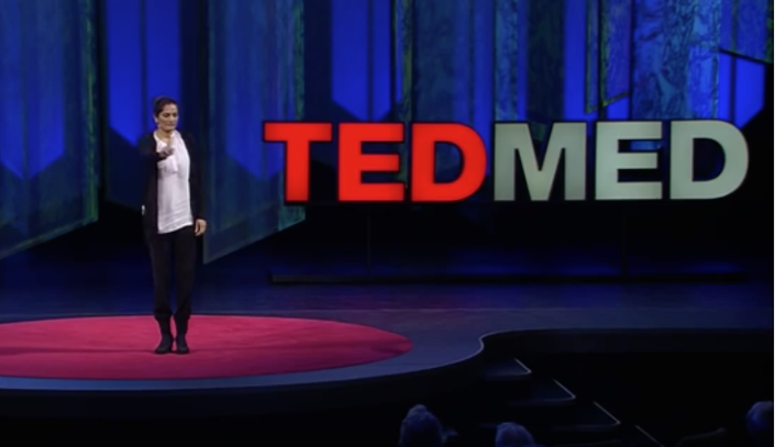 Uzma Samadani Speaking at TEDMED 2014