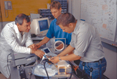 Smart Therapeutic Ultrasound Device for Mission-Critical Medical Care